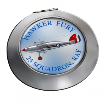 Hawker Fury Chrome Mirror