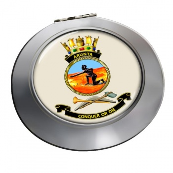 HMAS Arunta Chrome Mirror
