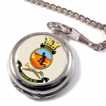 HMAS Arunta Pocket Watch