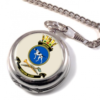 HMAS Aware Pocket Watch