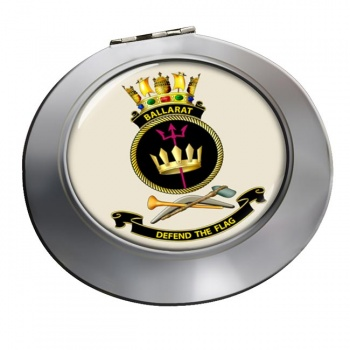 HMAS Ballarat Chrome Mirror