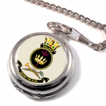 HMAS Ballarat Pocket Watch