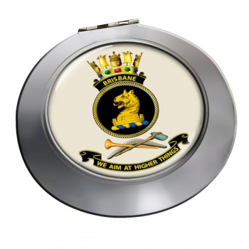 HMAS Brisbane Chrome Mirror
