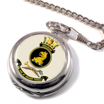 HMAS Brisbane Pocket Watch