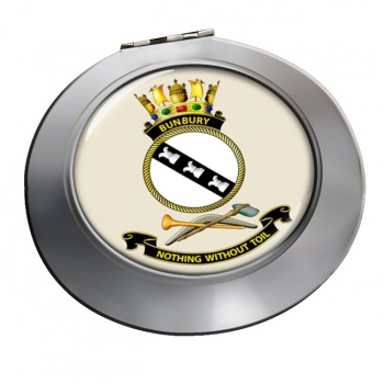 HMAS Bunbury Chrome Mirror