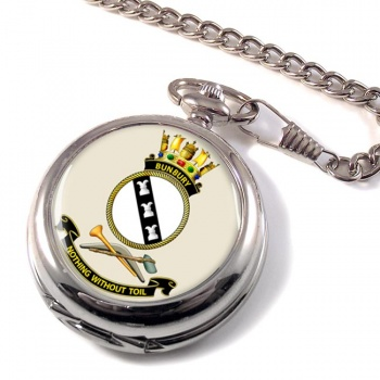 HMAS Bunbury Pocket Watch