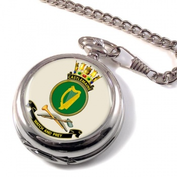 HMAS Castlemaine Pocket Watch