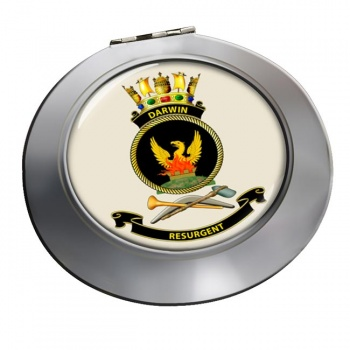 HMAS Darwin Chrome Mirror
