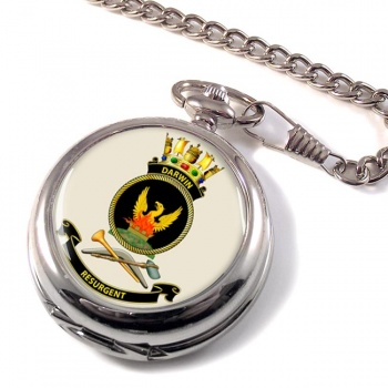 HMAS Darwin Pocket Watch