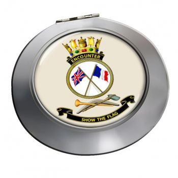 HMAS Encounter Chrome Mirror