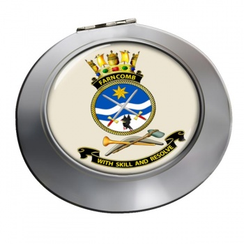 HMAS Farncomb Chrome Mirror