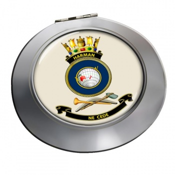HMAS Harman Chrome Mirror