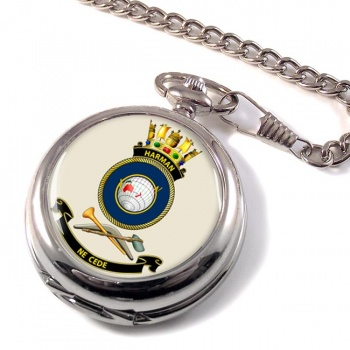 HMAS Harman Pocket Watch