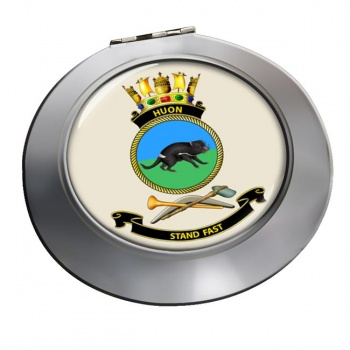 HMAS Huon Chrome Mirror