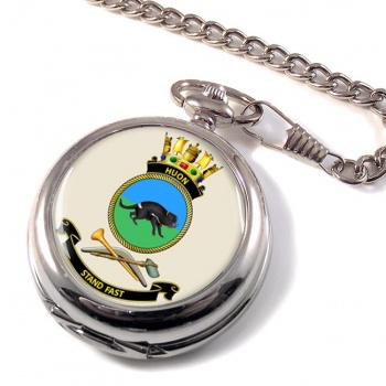 HMAS Huon Pocket Watch