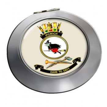 HMAS Ipswich Chrome Mirror