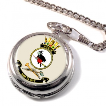 HMAS Ipswich Pocket Watch