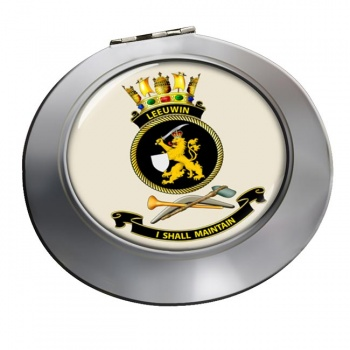 HMAS Leeuwin Chrome Mirror