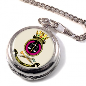 HMAS Lonsdale Pocket Watch