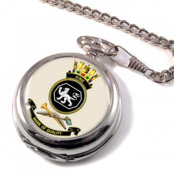 HMAS Pirie Pocket Watch