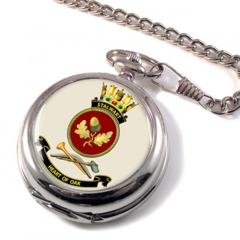 HMAS Stalwart Pocket Watch