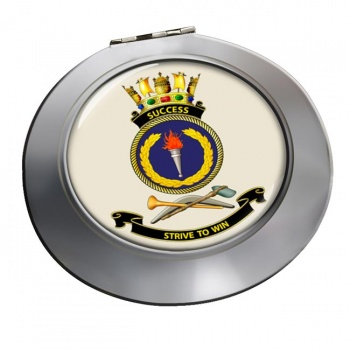 HMAS Success Chrome Mirror