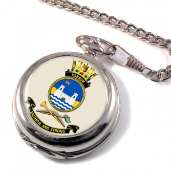 HMAS Tobruk Pocket Watch