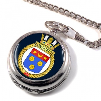 HMCS LONGUEUIL Pocket Watch