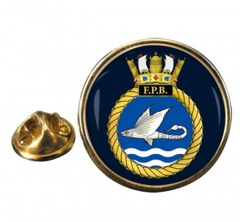 HM Fast Patrol Boats (Royal Navy) Round Pin Badge