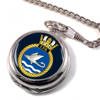 HM Fast Patrol Boats (Royal Navy) Pocket Watch