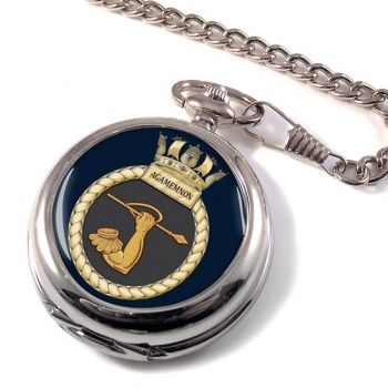 HMS Agamemnon (Royal Navy) Pocket Watch