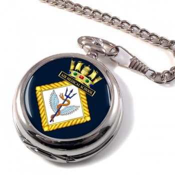 Air Medical School Royal Navy Pocket Watch