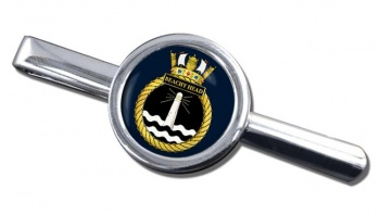 HMS Beachy Head (Royal Navy) Round Tie Clip