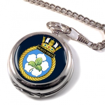 HMS Beauly Firth (Royal Navy) Pocket Watch