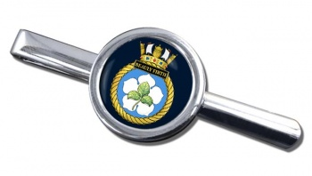 HMS Beauly Firth (Royal Navy) Round Tie Clip