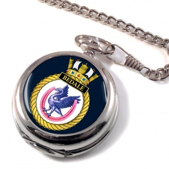 HMS Bedale (Royal Navy) Pocket Watch