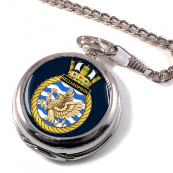 HMS Bellerophon (Royal Navy) Pocket Watch