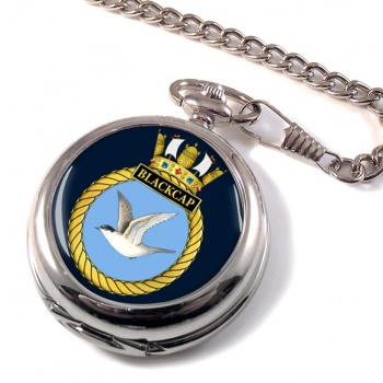 HMS Blackcap (Royal Navy) Pocket Watch