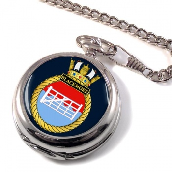 HMS Blackmore (Royal Navy) Pocket Watch