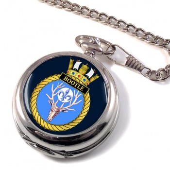 HMS Bootle (Royal Navy) Pocket Watch