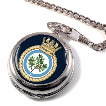 HMS Campbeltown (Royal Navy) Pocket Watch