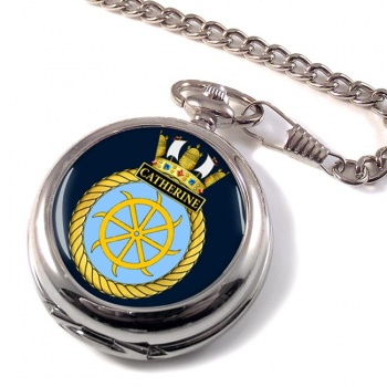 HMS Catherine (Royal Navy) Pocket Watch