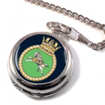 HMS Charger (Royal Navy) Pocket Watch
