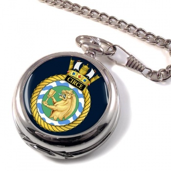 HMS Circe (Royal Navy) Pocket Watch