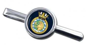 HMS Circe (Royal Navy) Round Tie Clip
