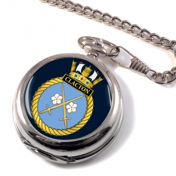 HMS Clacton (Royal Navy) Pocket Watch