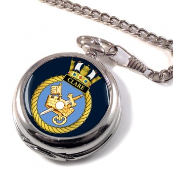 HMS Clare (Royal Navy) Pocket Watch