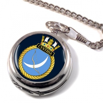 HMS Cynthia (Royal Navy) Pocket Watch