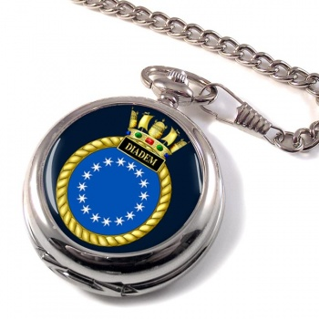 HMS Diadem (Royal Navy) Pocket Watch