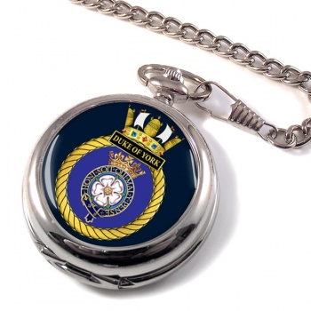 HMS Duke of York (Royal Navy) Pocket Watch